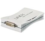 USB-2.0-DVI-Adapter von Lindy