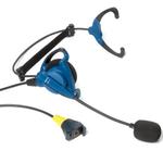 Leichtbau-Headset mit Nackenbügel