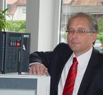 Emil Woizenko, Vertriebsleiter bei Masterguard mit der modifizierten Serie A