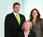 Thomas Pilz, Renate Pilz, Susanne Kunschert (v.l.n.r.)
