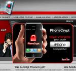 Securstar: Sprachverschlüsselung für iPhone