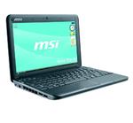 MSI Netbook Wind U100 mit Windows 7
