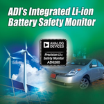 Überwachungs- und Schutz-IC für Li-Ion-Batterien