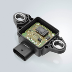 Kleines Sensor-Cluster für sicherheitsrelevante Systeme