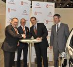 Citroen/e8energy: Erneuerbare Energie für Elektrofahrzeuge