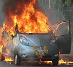 Elektrik schuld an brennenden Tata Nanos?