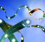 Flexible Beleuchtungsstreifen mit SMD-HB-LEDs
