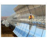 Gleitlager für Solarkraftwerke