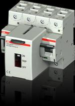 Hochleistungsautomat S800PV für Photovoltaik mit Motorantrieb