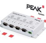 CAN-Router von Peak-System mit vier Kanälen