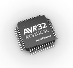 Low-Power-Controller von Atmel