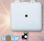 Auffangbehälter für thermische Solaranlagen
