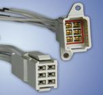 Steckverbinder mit Schnellverschluss