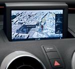 Head-Unit und Software-Paket für den Audi A1