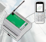 Conta-Clip: Handy überwacht und steuert I/O-Modul