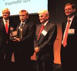 Prof. Herbert Reichl mit dem SEMI Europe Award 2010 ausgezeichnet