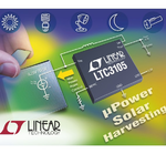 Solarwandler LTC3105 von Linear Technology