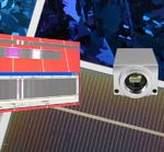 Bildverarbeitungssysteme inspizieren Solarenergie-Komponenten