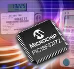 Microchip: 8-Bit-MCUs für Energieüberwachung