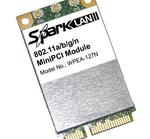 SparkLAN: Strom sparende Mini-PCIe Module