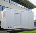Warum nicht einfach die Rechenleistung in den Container verlagern?