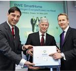 RWE steigt in Hausautomatisierung ein