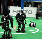 Robocup 2011- WM-Qualifikation in Magdeburg