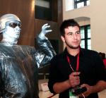 RobotChallenge 2011, Teilnehmer und Roboterdarsteller...