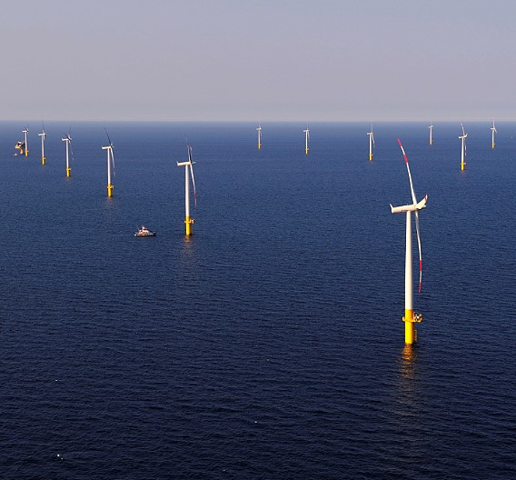 Windpark Baltic 1