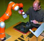 euRobotics Technology Transfer Award 2011 - die drei Erstplatzierten