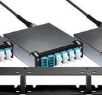 Migrationstaugliche Verkabelung im Rechenzentrum von 1 MBit/s bis 100 GBit/s