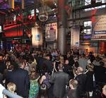 Hightech-Branche feiert im Kesselhaus
