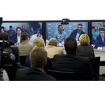 Pressekonferenz mit den Klitschko-Brüdern