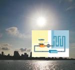 Siemens-Projekt: Absorptionskältemaschine kühlt mit Solarwärme