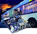 Digital Signage im Bus