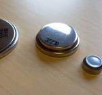 Lithium-Ionen-Knopfzelle mit höchster Energiedichte