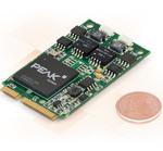 CAN-Schnittstellenkarte für PCIe