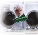 Erste Produktionsanlage für flexible organische Solarmodule