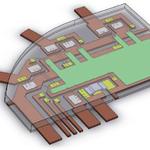 Power-System-In-Package Module: Leistungsteil und Ansteuerelektronik in Einem