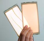 OLED-Leuchtelemente »Tabola«.