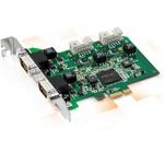 Hardware-Schnittstelle verbindet PCIe mit bis zu vier CAN-Kanälen
