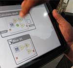 Das Tablet als Programmierstation