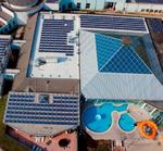 Über 3350 Solarmodule für die Therme Čatež