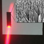 Solarzellen aus Schwarzem Silizium nutzen auch die Infrarotstrahlung