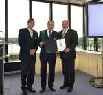 EBUS Award an Citaro FuelCELL-Hybrid verliehen