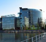 Nokias Firmenzentrale in Espoo, Finnland.