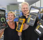 Livingston eröffnet neues Messgerätelager in Deutschland