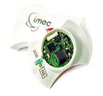 Bild 3: Der Prototyp des EKG-Patches kombiniert die von Imec und dem Holst Centre entwickelte Elektronik mit der »ePatch«-Technik von Delta