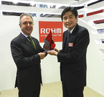 "Rohm zeichnet Silica mit dem ""Power Devices Excellence Award"" aus"