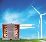 Induktivitäten für Umrichter in Windturbinen